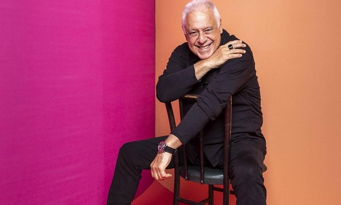Antônio Fagundes é reconhecido como Personalidade do Livro pelo IX Fliaraxá
