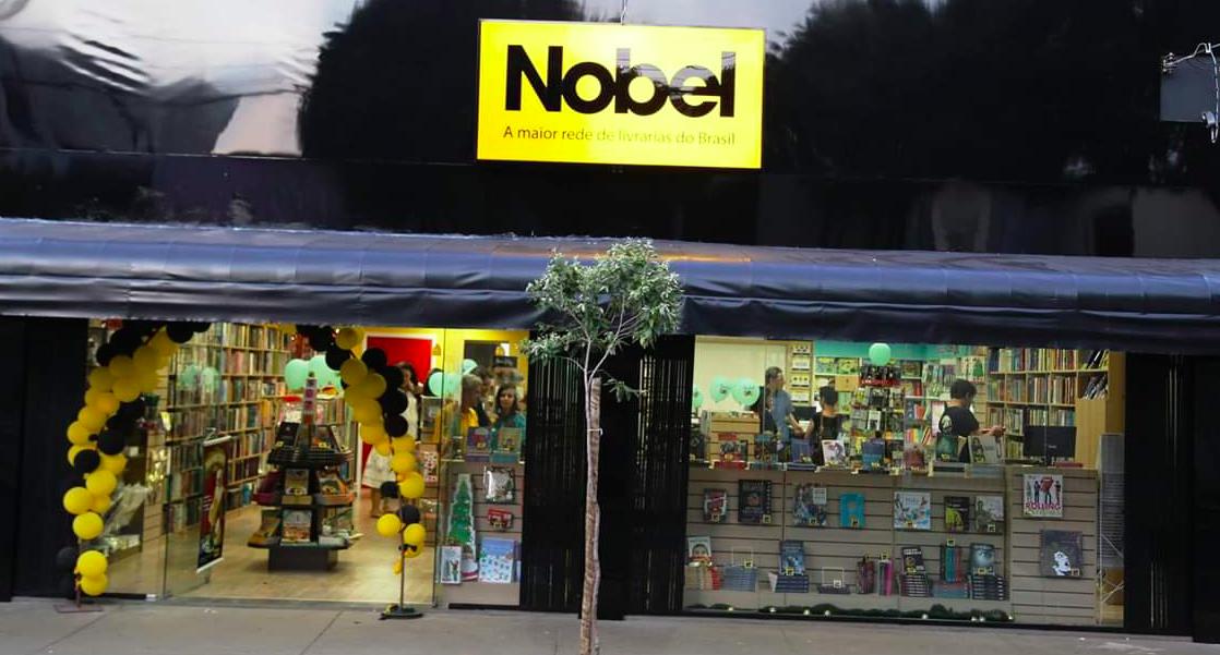 Fliaraxá e Sempre Um Papo apoiam campanha da Livraria Nobel Araxá