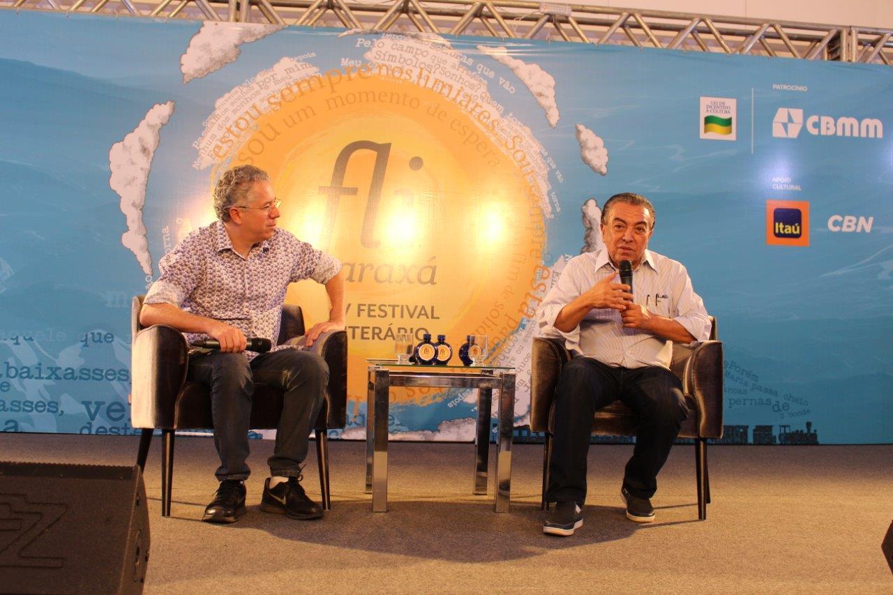 Fliaraxá – Festival Literário de Araxá e a CBMM lançam o #FliaraxaEmCasa