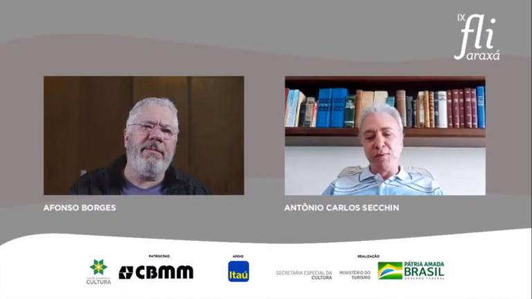 Vida e Morte de João Cabral de Melo Neto, patrono do IX Festival Literário de Araxá
