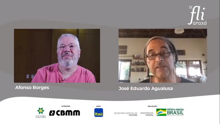"""José Eduardo Agualusa: """"O Brasil se reconhece na literatura africana"""""""