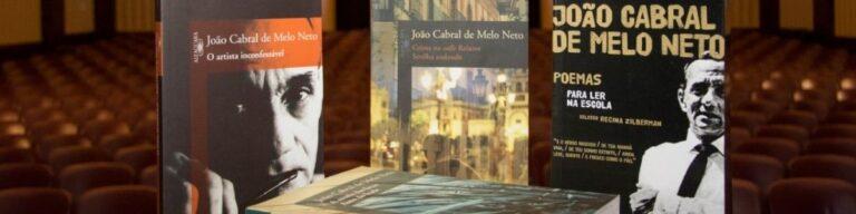 Coleções de Clarice Lispector e João Cabral de Melo Neto são distribuídas em bibliotecas de Araxá