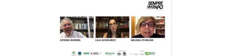 Heloisa Starling e Lilia Schwarcz discutem as relações entre a gripe espanhola e a pandemia do coronavírus