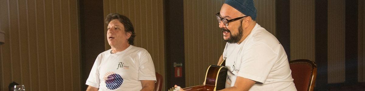 Contação de histórias e poesia araxaense marcam manhã do Fliaraxá