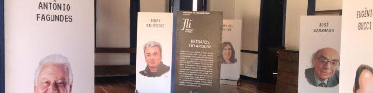 Araxá recebe a exposição 'Retratos do Aroeira'