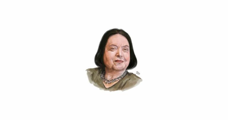 Nélida Piñon manda uma carta para o Fliaraxá